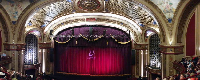 vets theater