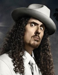 Weird Al Yankovic, promotional photo